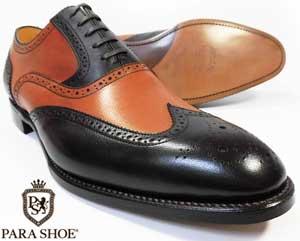 「PARASHOE」当店オリジナル紳士靴 一覧へ