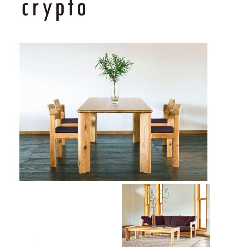 飛騨産業 クリプト  crypto