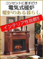 ロイドグランデ 電気式暖炉 薪ストーブ