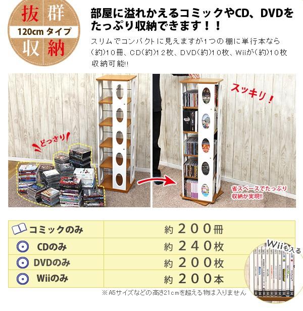 CD DVD Wii 収納ラック 省スペースで大量収納