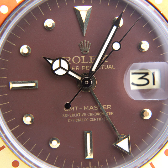ロレックス GMTマスター 1675/3 サブ画像6