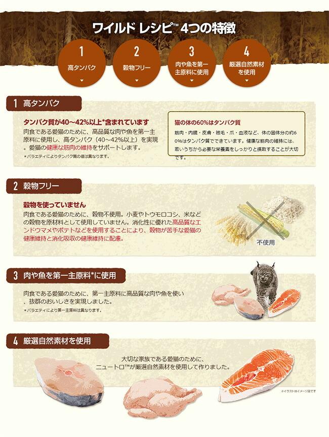 ニュートロ ドッグ ワイルド レシピ ウェットフード