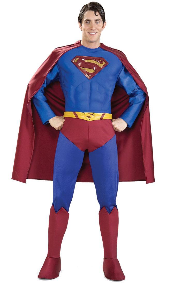 スーパーマン,コスチューム