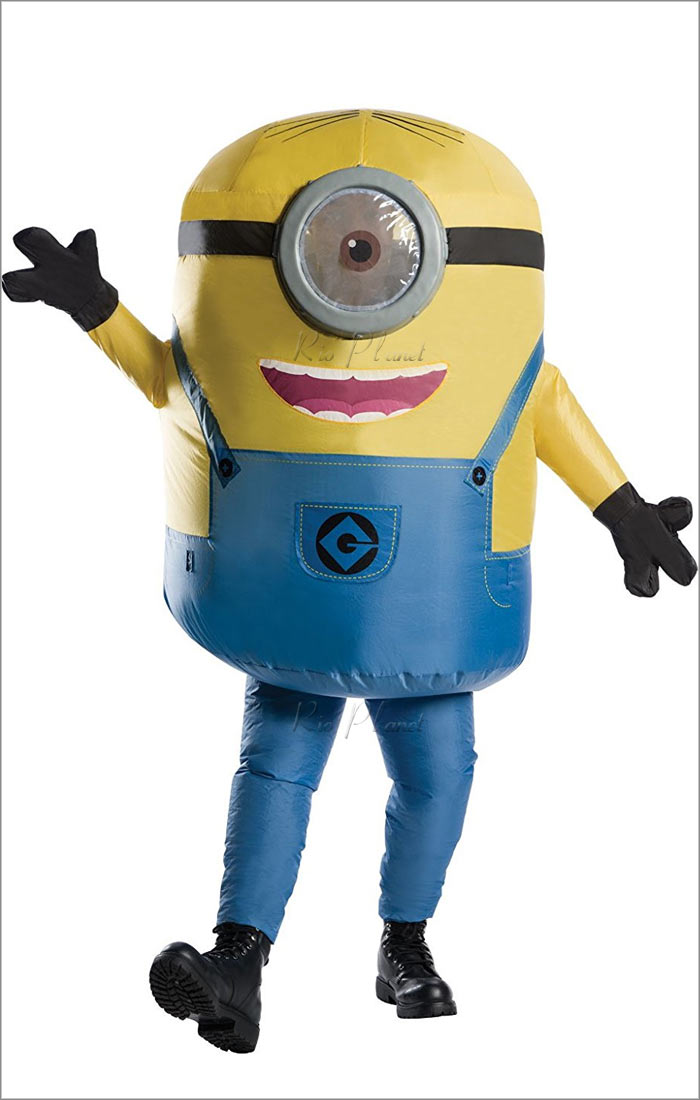 Halloween Costumes Minion
