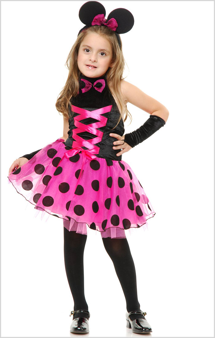 Disney Mickey Minnie costume Minnie mouse cosplay Halloween costume kids  sc 1 st  Rakuten : minnie mouse costumes for kids  - Germanpascual.Com