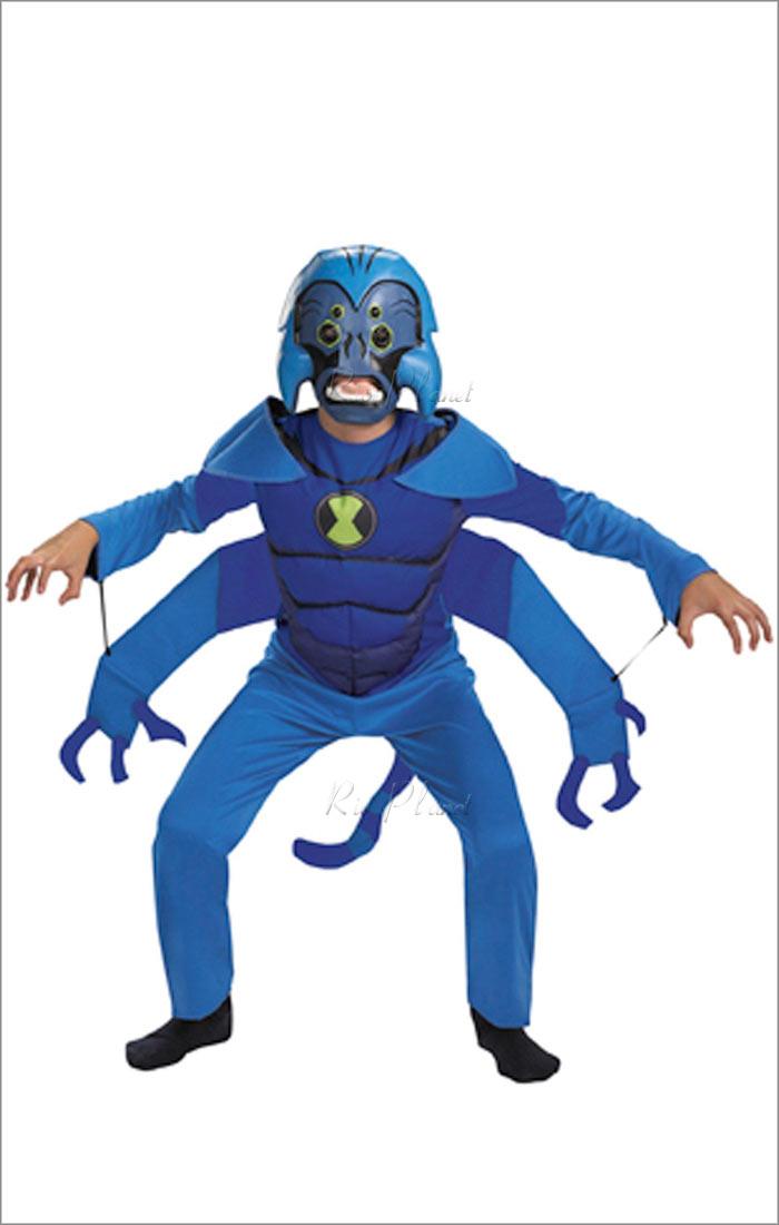 Rio Planet   Rakuten Global Market: Ben 10 SpiderMonkey costume ...