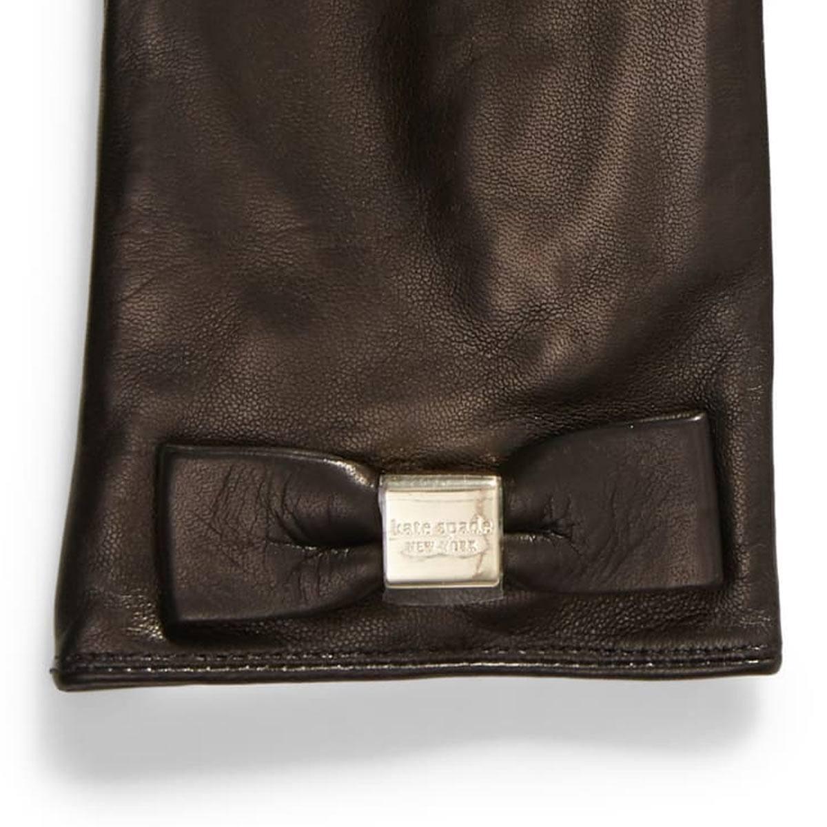 ケイトスペード,手袋,リボン,KATE SPADE NEW YORK
