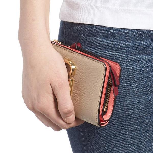 マークジェイコブス,財布,二つ折り,MARC JACOBS