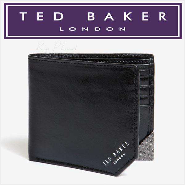 テッド,ベーカー,メンズ,財布,二つ折り,小銭入れ付き,TED,BAKER