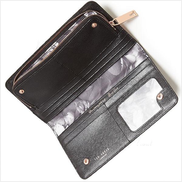 テッドベーカー,財布,レディース,テッドベイカー,長財布,TED,BAKER,かわいい