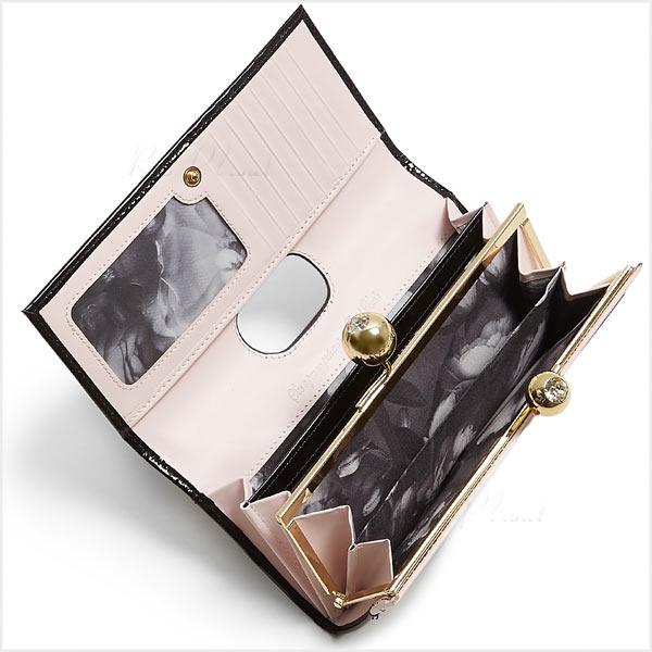 テッドベーカー,財布,レディース,テッドベイカー,長財布,がま口,TED,BAKER,かわいい