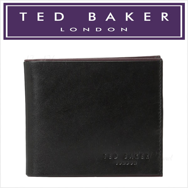 237e6ce3767f テッドベイカー 財布 メンズ シューズ 男性用 2つ折り財布 TED BAKER ...