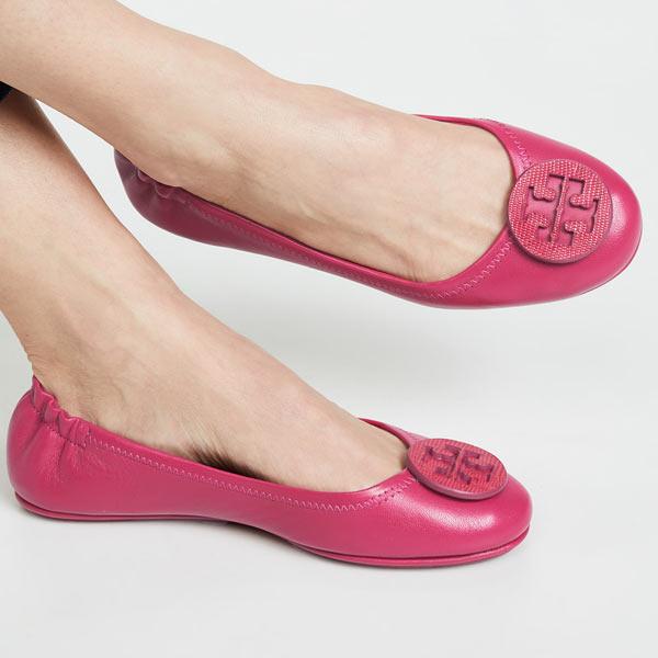 トリーバーチ,フラットシューズ,靴,Tory Burch