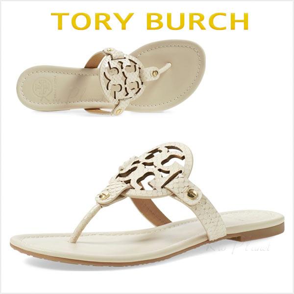 トリーバーチ,サンダル,トング,レディース,ミラー,歩きやすい,靴,,MILLER,,Tory,Burch,正規品