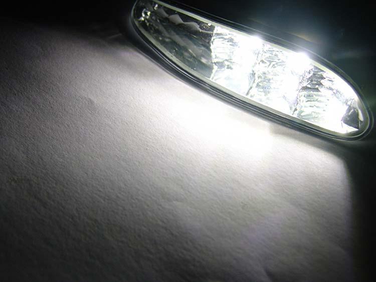ヤマハ マジェスティー250 SG03J メッキフロントダクトデイライト ホワイト発光