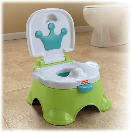 -Fisher made 3 different ways you can  Royal stepstool Potti auxiliary toilet seat with potty u0027 Perfect for the little Prince green potty! & bbr-baby | Rakuten Global Market: Fisher price Royal stepstool ... islam-shia.org