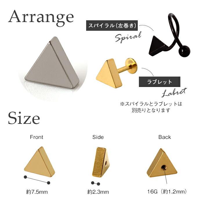 アレンジ・サイズ