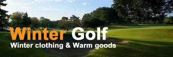 ウインターゴルフ