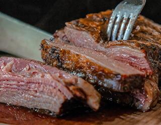 お肉をこころゆくまで食べるときのお供に