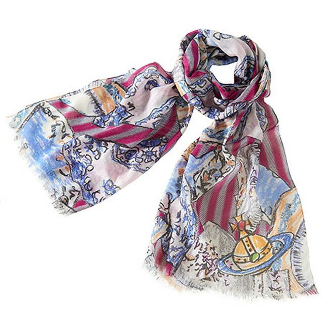 ヴィヴィアンウエストウッド Vivienne Westwood スカーフ