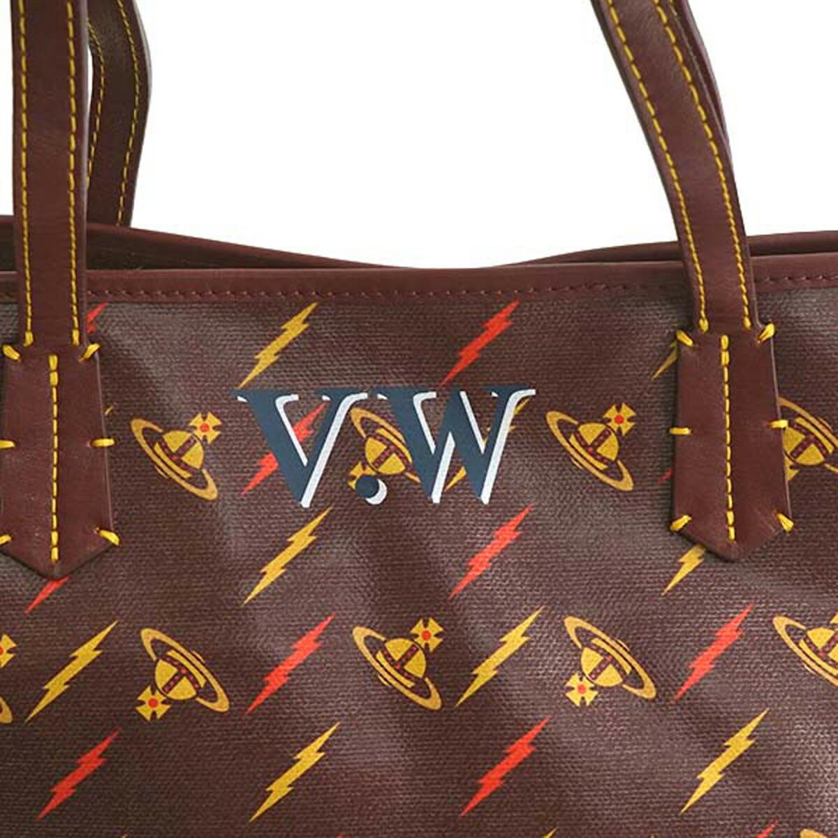 ヴィヴィアン トートバッグ 大きめ 旅行バッグ