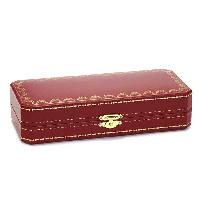 カルティエ Cartier ST150185 ペン ボールペン Santos de Cartier pen サントス ドゥ カルティエ ボールペン イエローゴールド プレイテッド ディテール