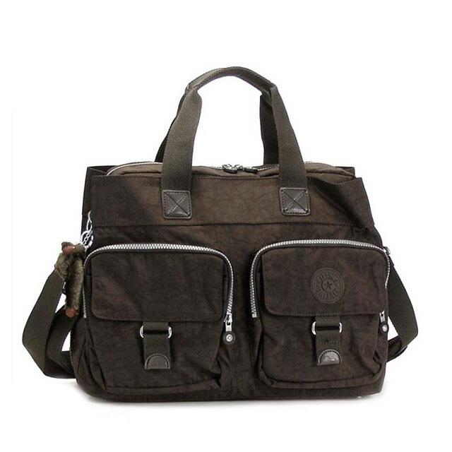 d9908d9a95 Nylon sale new work dark brown with the lady's men's 2way ipad case that a briefcase  business bag is light at kipling shoulder bag shoulder Kipling bias