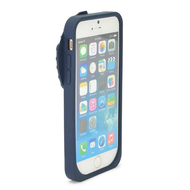 ケイト・スペード kate spade NEW YORK RESIN IPHONE 6 CASE SPARKLE POLAR BEAR レジン アイフォン6 アイフォン6s ケース スパークル ポーラー ベア リッチネイビー