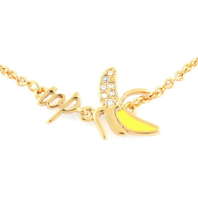 ケイト・スペード kate spade NEW YORK Things We Love Top Banana Bracelet バナナモチーフ ブレスット