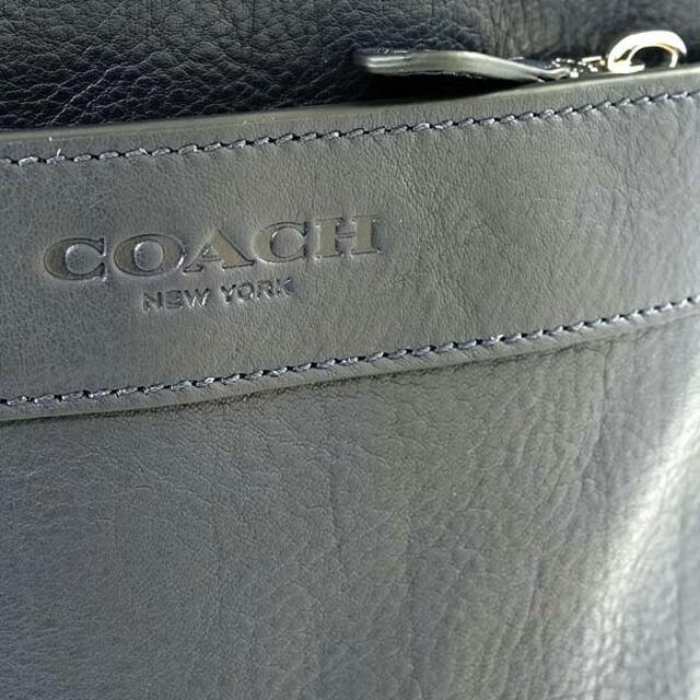 コーチ ストレット 斜めがけバッグ メンズ ボディバッグ ワンショルダー