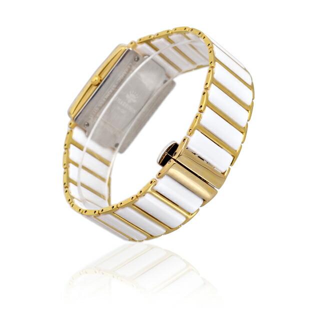 ジョンハリソン 腕時計 メンズ ダイヤモンド