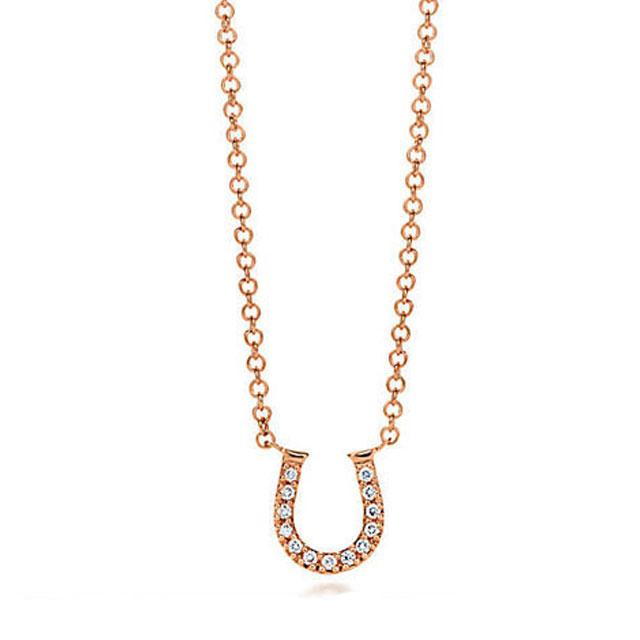 Tiffany Horseshoe Necklace: Rakuten Global Market: Tiffany Tiffany Metro