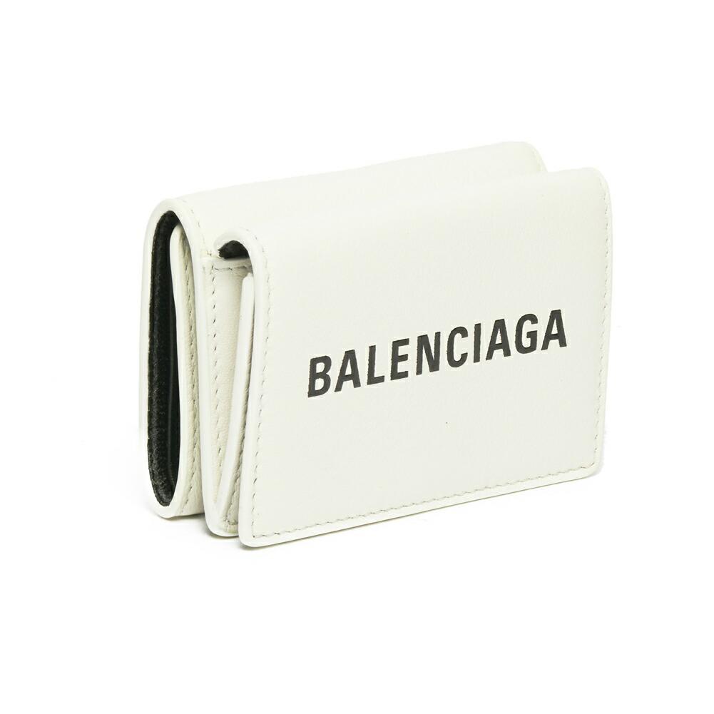 バレンシアガ 三つ折り財布