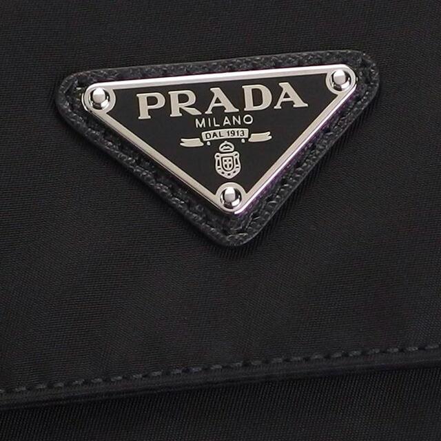 プラダ PRADA 1BD953 V44 F0002 ショルダーバッグ 斜めがけショルダーバッグ ネロ NERO ブラック