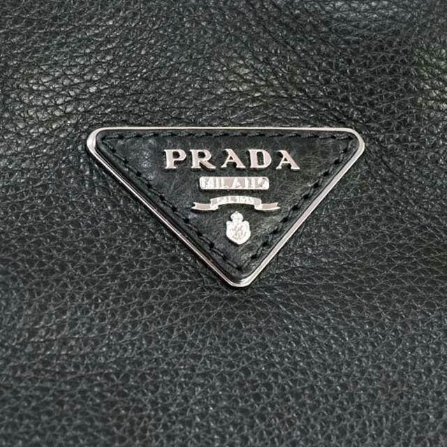 プラダ PRADA 1BG006 2BBE F0002 トートバッグ ショルダーストラップ付き ネロ NERO ブラック