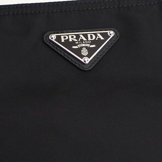 プラダ PRADA 1BG387 V44 F0002 トートバッグ ハンドバッグ ショルダーストラップ付き ネロ NERO ブラック