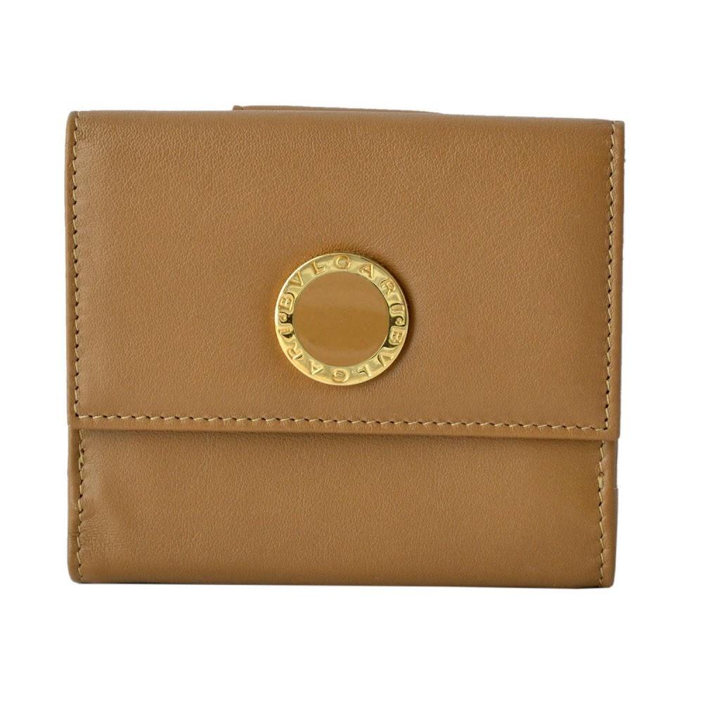 super popular 17ee8 79380 ブルガリ BVLGARI 財布 二つ折り財布 Wホック財布 財布·ケース ...