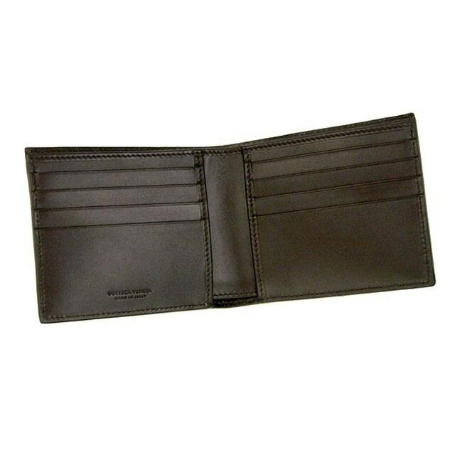 ボッテガヴェネタ BOTTEGA VENETA 二つ折り財布