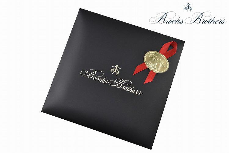 ブルックスブラザーズ ブランド ハンカチ専用 ラッピング袋 Brooks Brothers ハンカチ同時購入限定・ラッピングサービス〜 Gift Wrapping プレゼント包装〜。。。