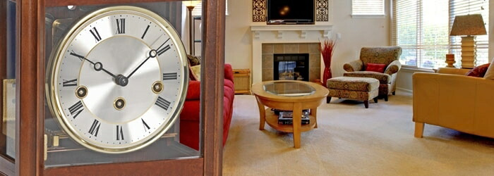 ams-mantel-table -clocks