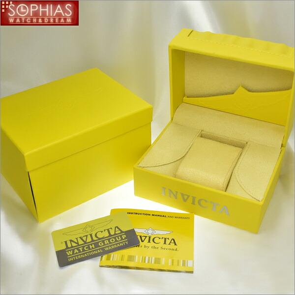 インビクタ腕時計 INVICTA オリジナル化粧箱 画像