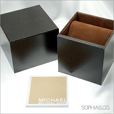 マイケルコース腕時計 MICHAEL KORS オリジナル化粧箱 画像