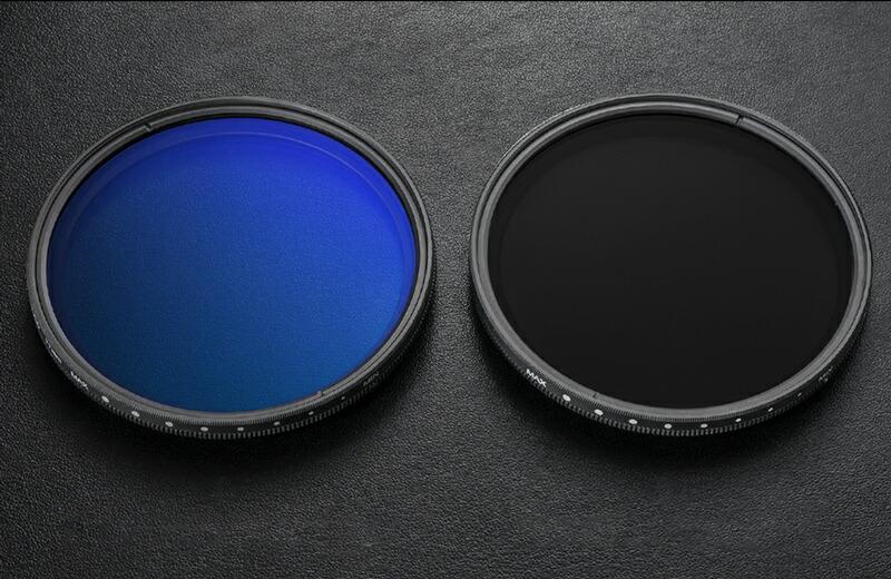 (左:コーティング有り / 右:従来品 コーティングなし)16層マルチコーティングを施し、従来型と比べ、さらに耐久性を高めました。