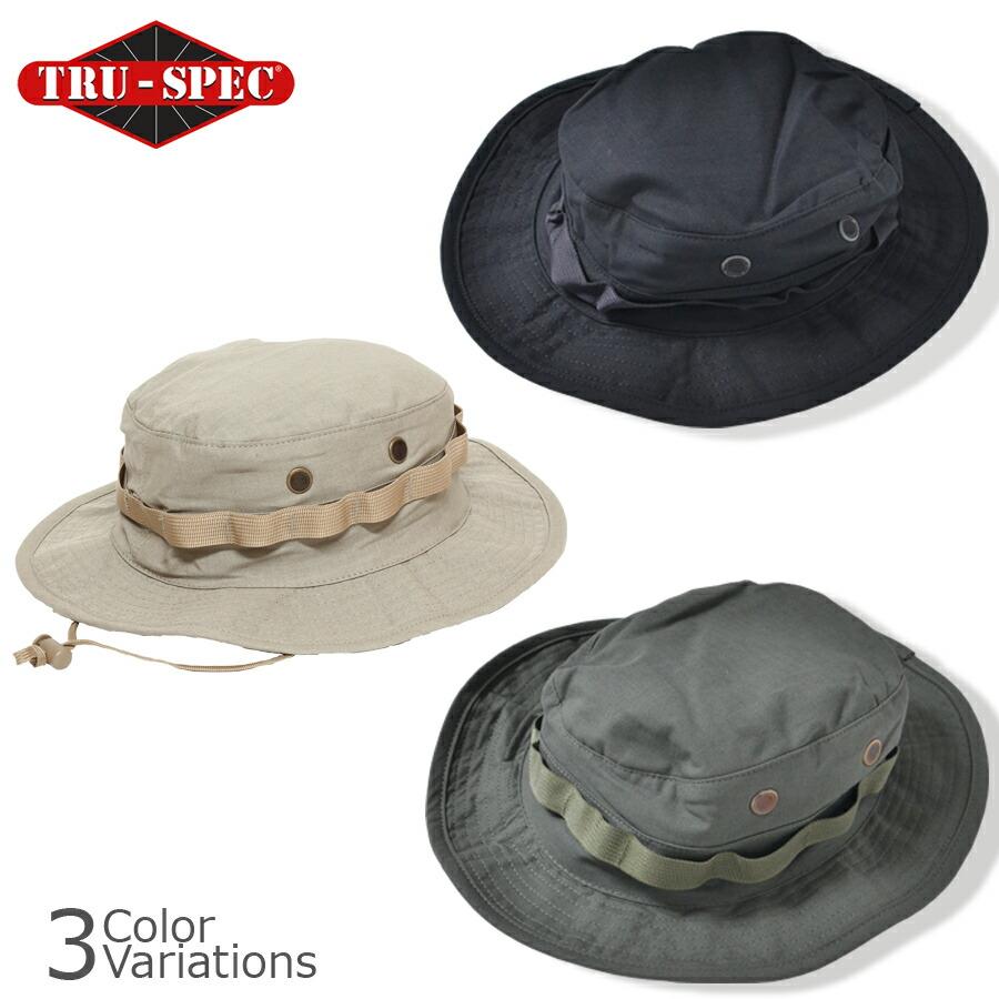TRU-SPEC(トゥルースペック) ブーニーハット Boonie Hat