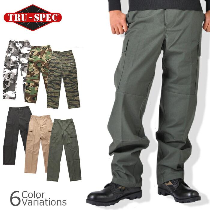 メンズ パンツ TRU-SPEC BDU パンツ