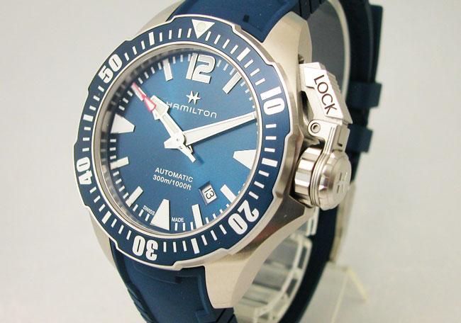 Taiyodo watch jewelry rakuten global market hamilton for Hamilton dive watch