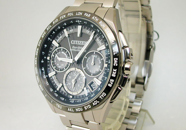 2f27b5aee67 With the citizen s own surface hardening technology duratec to Super  titanium. Resistant to scratches