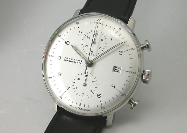 Taiyodo Watch Jewelry Max Bill By ユンハンス Junghans