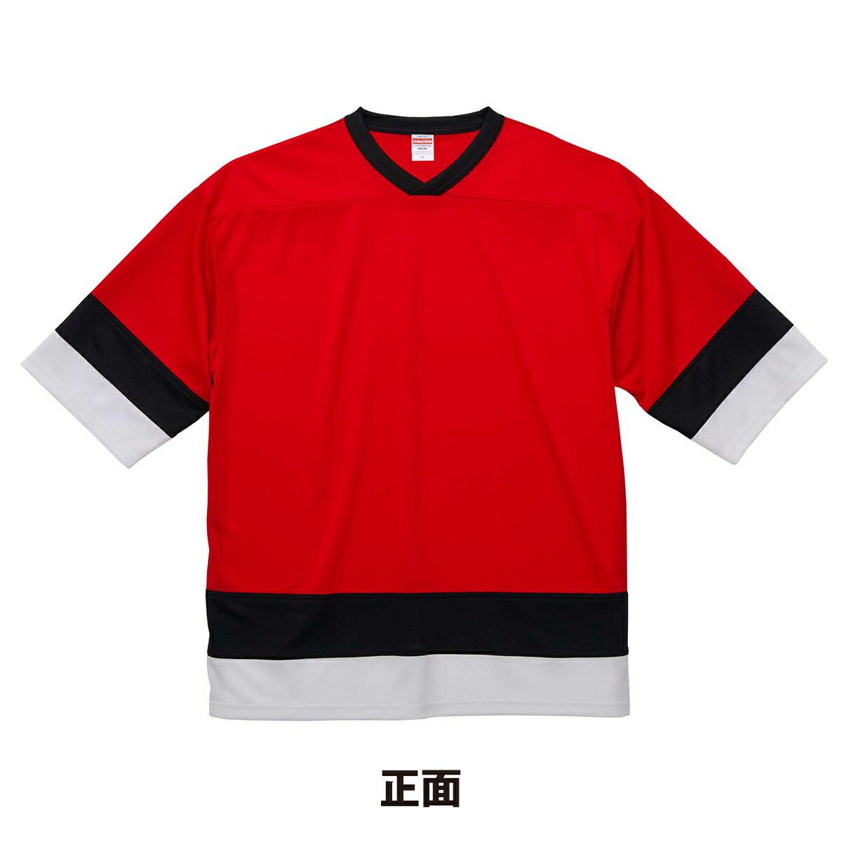 4.1オンス ドライ ホッケー Tシャツ