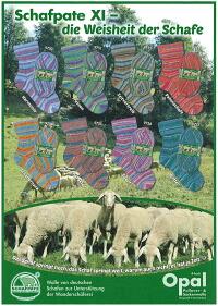 Opal Schafpate_XI_die Weisheit der Schafe!